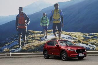 Ez a Mazda mostanra nagyon összeállt