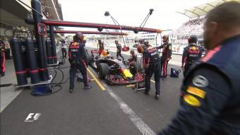 F1: Zord hétvégéje volt Ricciardónak