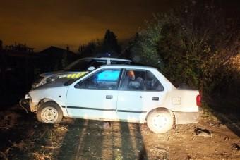 Lopott Suzukival hajtott a rendőröknek a körözött férfi