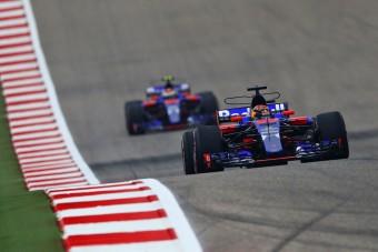 F1: Újabb pilótacsere a Toro Rossónál