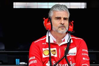 F1: Bukik a Ferrari-főnök?