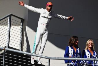 F1: Így lehet Hamilton világbajnok Austinban