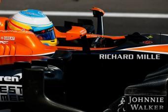 F1: Alonso kapja elsőként az új McLarent