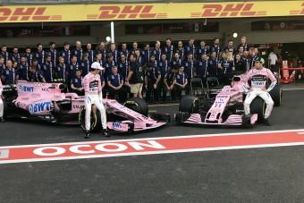 F1: A Force Indiánál újra szabad a verseny