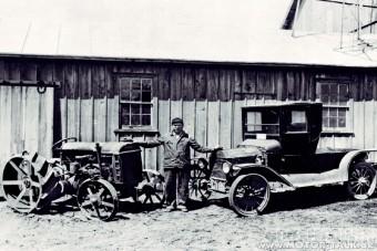 Volt idő, mikor Henry Ford a traktorgyártásban látta a jövőt