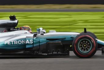 F1: Hamilton csak hallucinált