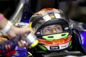 F1: Hartley versenyben a 2018-as ülésért