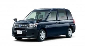 A Toyota megépítette a tökéletes taxit