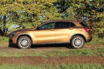 Egy egész jó Mercedes, ami mutatja mennyivel jobb a többi