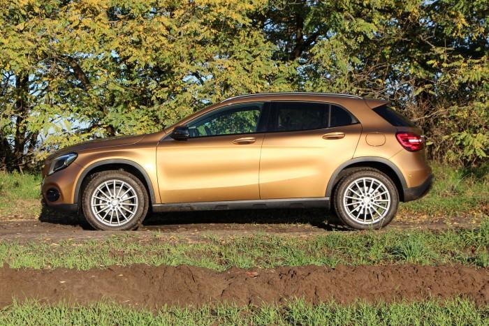 Mercedes-Benz GLA-osztály