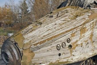 Előkerült az oroszok fából készült űrrepülője