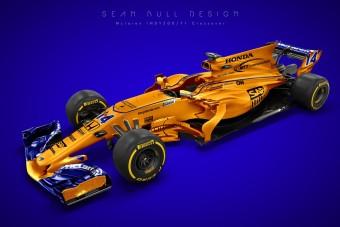 F1: Megint átfestik a McLarent?