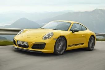 Purista élményautó a Porsche 911 T
