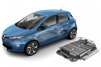 Lesz elég lítium a sok új villanyautóhoz a világon? Válaszol: a Renault