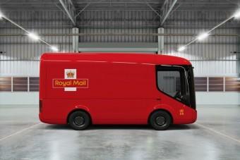 Önvezető furgonok vihetik ki a jövőben a leveleket
