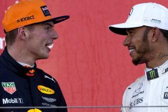 F1: A Mercedes sosem hívta Verstappent