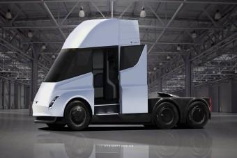 Súlyos gondok vannak a Tesla teherautójával?