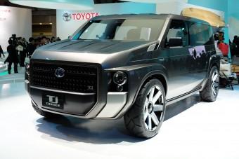 A jövő Toyotái Tokióban