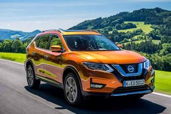Megújult a Nissan X-Trail (X)