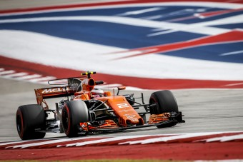 F1: Újabb 25 helyes hátrasorolás a futam előtt