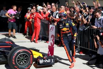 F1: Hamilton szerint helyes volt Verstappen büntetése