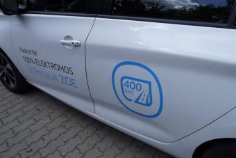Mostantól hivatalosan is kapható nálunk a Renault Zoé villanyautó