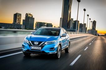 Nissan Qashqai: a továbbfejlesztett prémium crossover (X)