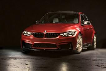 Nincs ennél amerikaibb BMW M3-as