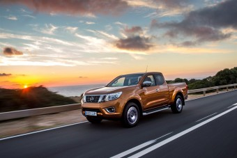 Nissan Navara: mindenre készen áll (X)