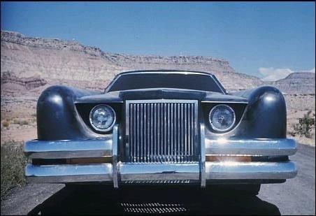 Kicsit bamba, de velejéig gonosz! Lincoln Continental Mark III.