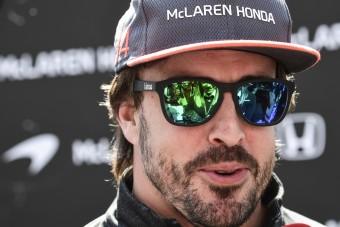Alonso alig várja az F1-en kívüli vezetést
