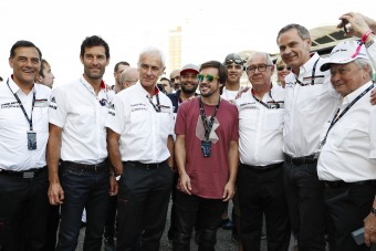 Alonso ma a Toyotánál tesztel