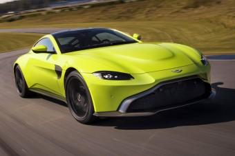Aston Martin Vantage: olyat tud, mint eddig soha