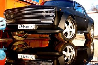 Bitang, BMW-szívű Volgát alkottak az oroszok