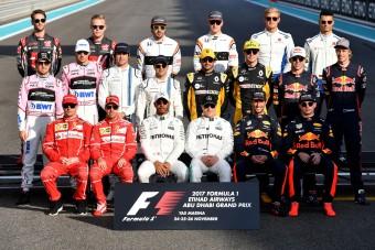 F1: Ilyen se volt még, minden pilóta a szakszervezetben