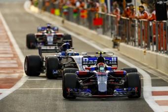 F1: Rettegnek a Toro Rossónál