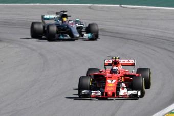 F1: Hamiltont nem izgatták fel az előzései