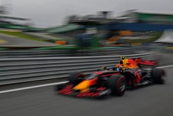 F1: A senki földjén a Red Bull