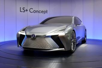 Lexus-dömping Tokióban