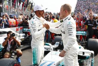 F1: A Mercinél Hamilton lesz a No. 1?