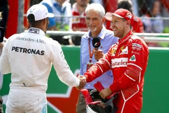F1: Hamilton idei vb-címe volt a legjobb