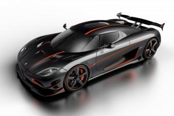 A svédek gyártják a világ legeslegesleggyorsabb autóját