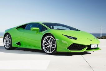 Zöldebb lesz a legkisebb Lamborghini