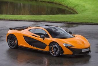 Különleges McLaren-prototípus keresi gazdáját