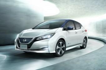 Dalra fakadnak a Nissan elektromos autói