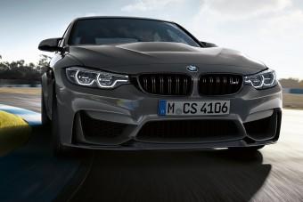 Felsőfokig ragozták a BMW M3-ast