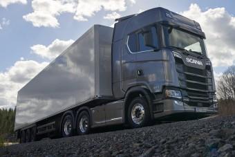 Ezért kell átnevezni a Scania egyik modelljét