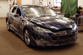 Ez a Tesla még Elon Musknak sem jutott eszébe