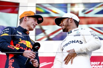 F1: Verstappen nem érti Hamiltont
