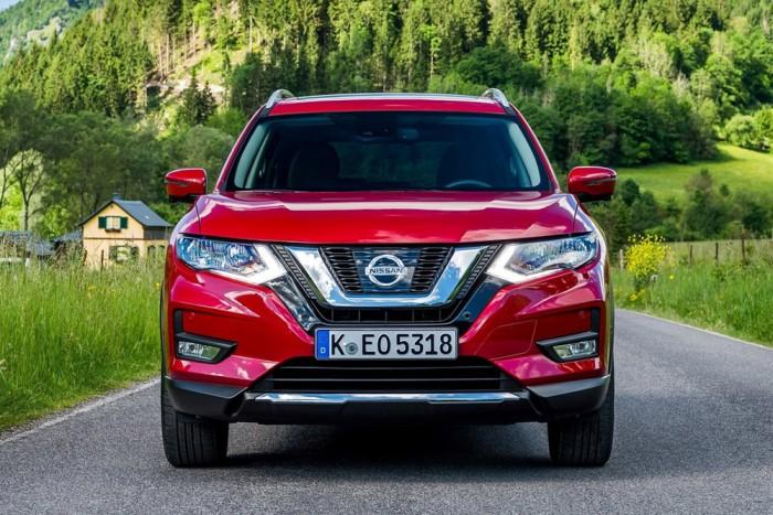 Szebb nem, csak erősebb lett: Nissan X-Trail 5